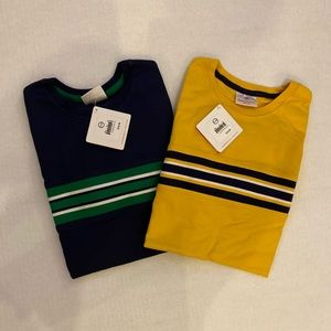 Hanna Andersson boys t shirts size 160